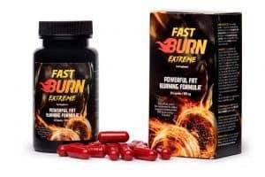 fast burn extreme paket