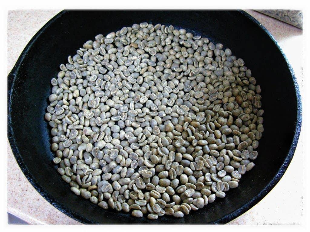 gröna kaffebönor viktminskning