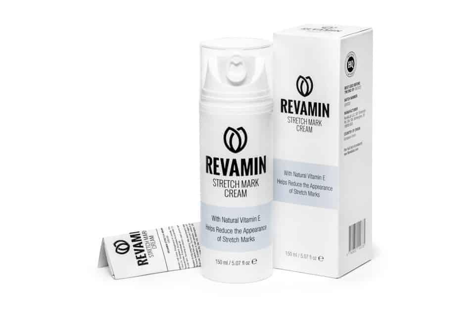 Revamin Stretch Mark Stretch Mark Cream