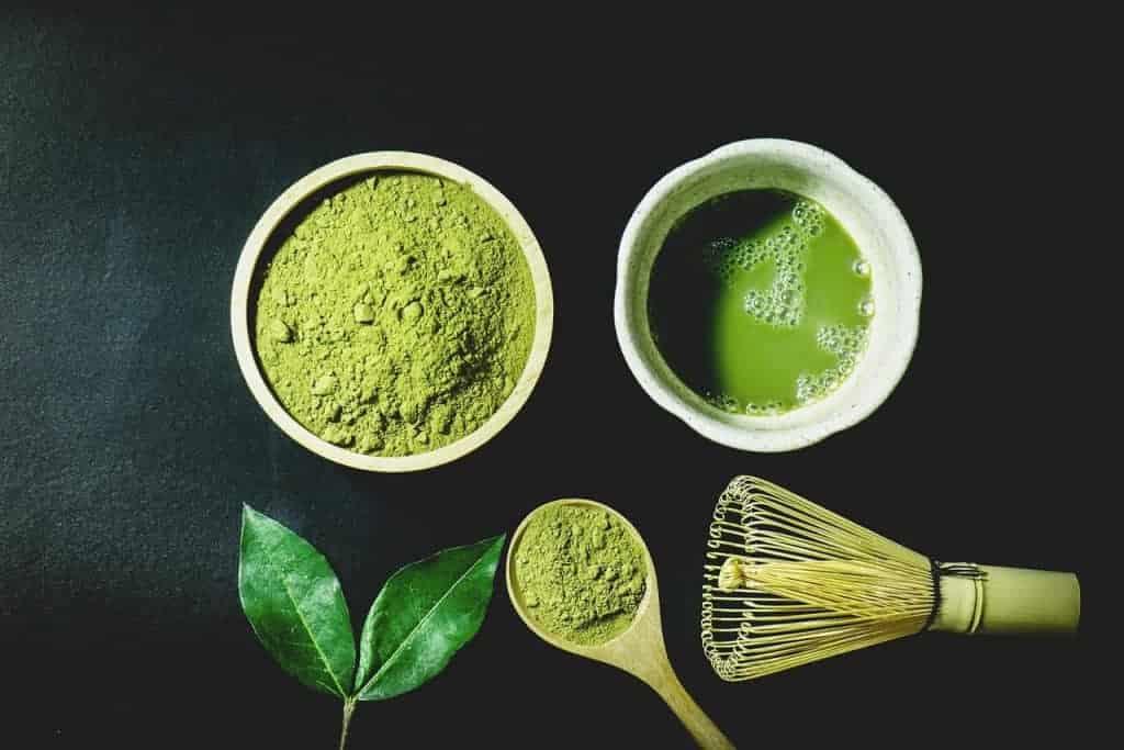 matcha grönt te