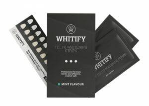 Tandblekningsremsor Whitify Strips
