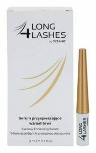 Long 4 Lashes Eyebrow bryn tillväxt accelerator serum